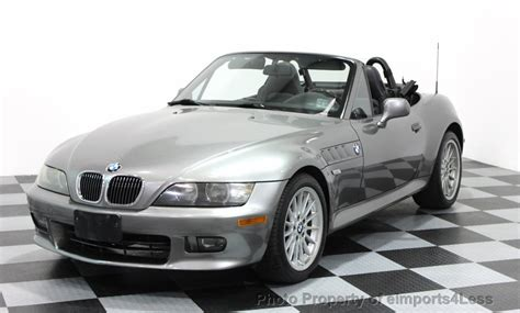 2002 Used Bmw Z3 Z3 30i Roadster At Eimports4less Serving