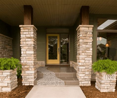 Rock Columns Porch by 7 Front Porches From Rustic To Pristine Melton Design Build