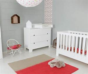 stunning idee deco chambre bebe mixte images design With idee chambre bebe mixte