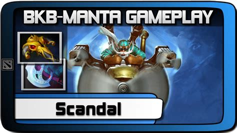 gyrocopter quot bkb manta quot gameplay build dota 2 youtube