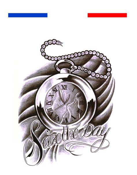 Tatouage Horloge Affordable Tatouage Horloge With