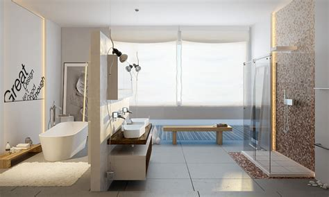 12 Must Have Features for Every Modern Master Bathroom   ECDS