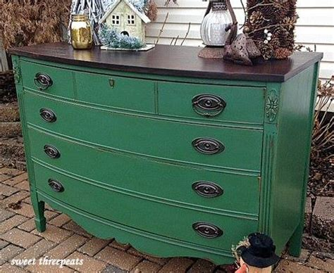 dresser  custom mixed emerald general finishes design