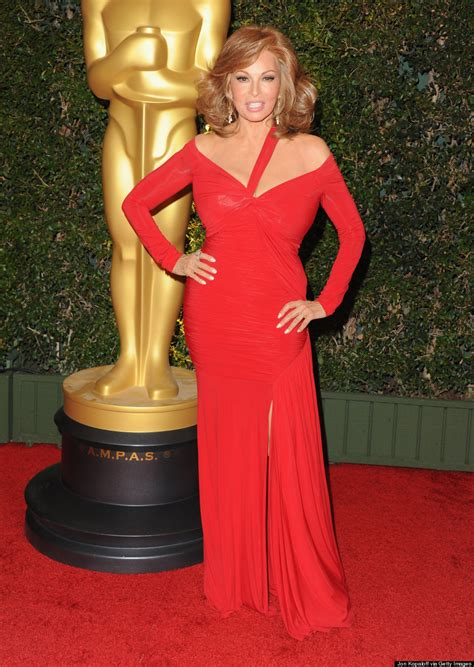 andre weinfeld age raquel welch is the queen of the red carpet at the