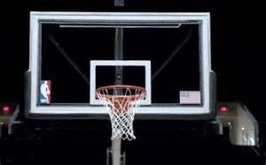 NBA Basketball Hoop Backboard