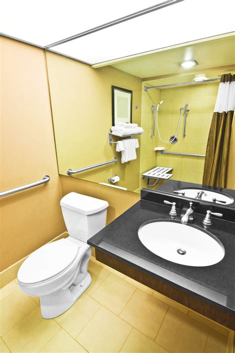 Handicapped Accessible Bathroom Designs by Designing Handicap Accessible Bathrooms Your Project Loan