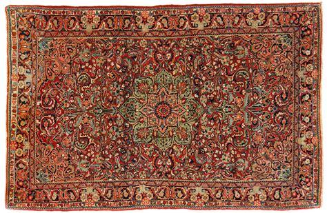tappeti in tappeto persiano mahal sarouk antico morandi tappeti