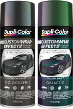 dupli color custom wrap effects removable coating  oz