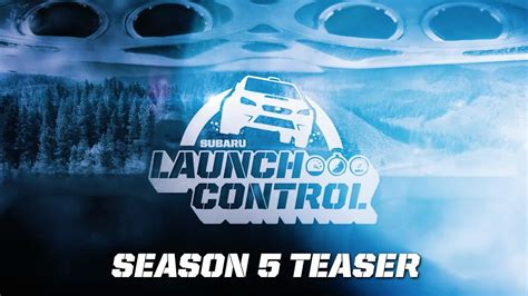 subaru launch control season  begins   youtube