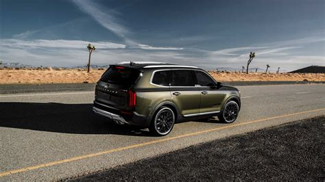 When Does The 2020 Kia Telluride Come Out by 2020 Kia Telluride Comes Standard With 3 8l V6 Autoevolution