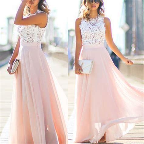2017 Fashion Unique Long Bridesmaid Prom Dresses Formal