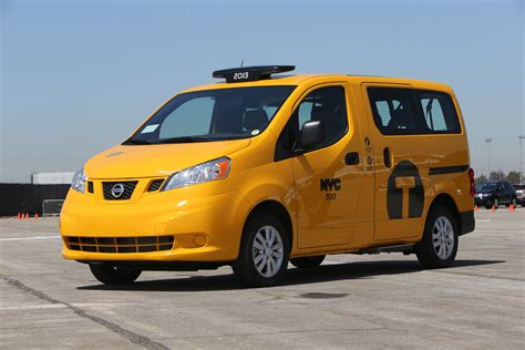 Nissan Nv200 Taxi Review Auto Express