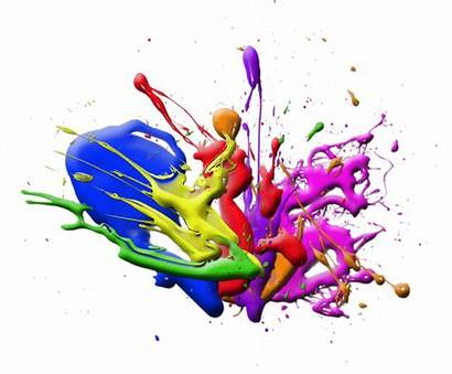 Paint Transparent Splatter Background Painting Clipart Splash