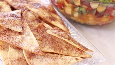 recipes using tortilla chips how to make cinnamon sugar tortillas