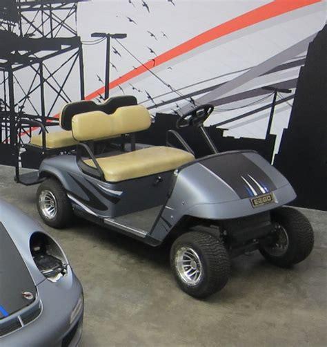 golf cart vehicle wrap orange county ca