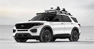 This Custom 2020 Ford Explorer Hybrid Is Built To Own Off