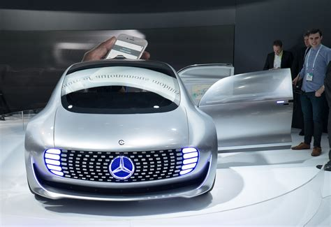 Best Of Ces Mercedes F 015 Luxury In Motion Design Milk