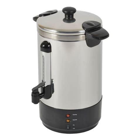 aide cuisine collectivité percolateur à café pro pour 80 100 tasses 15 l
