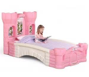 princess palace twin bed best educational infant toys