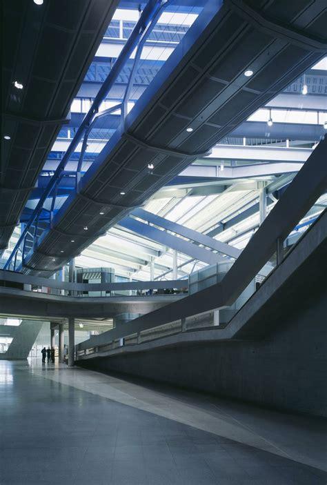 Bmw Central Building In Leipzig, Germany By Zaha Hadid