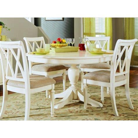 American Drew Camden Splat Back Dining Chair In Buttermilk