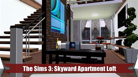 sims 3 loft bauen the sims 3 apartment building skyward loft