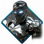 Iron Icon Gaming Icons Transformers Water Ironman