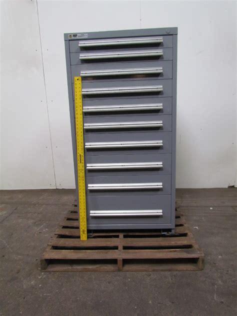 Stanley Vidmar Cabinet Weight by Vidmar Stanley 10 Drawer Steel Industrial Tool Parts