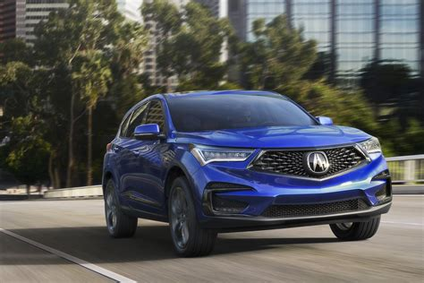 Acura Is Not Interested In A Subcompact Suv; Aims To