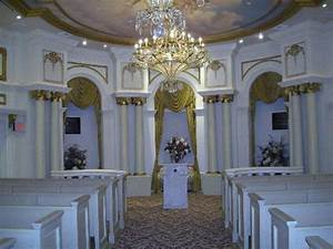 Chapel for Paris las vegas wedding
