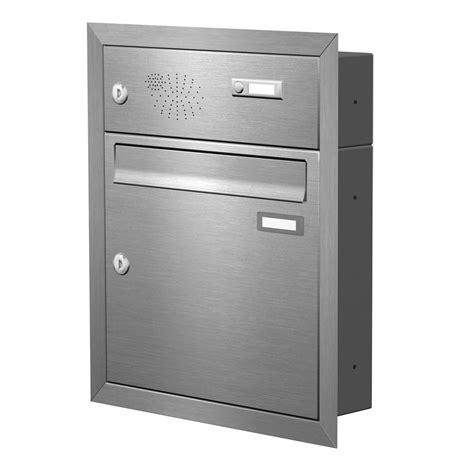 www briefkasten de cenator 174 unterputz briefkasten mit funktionskasten