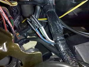 Owner Accesed Wires Under Hood