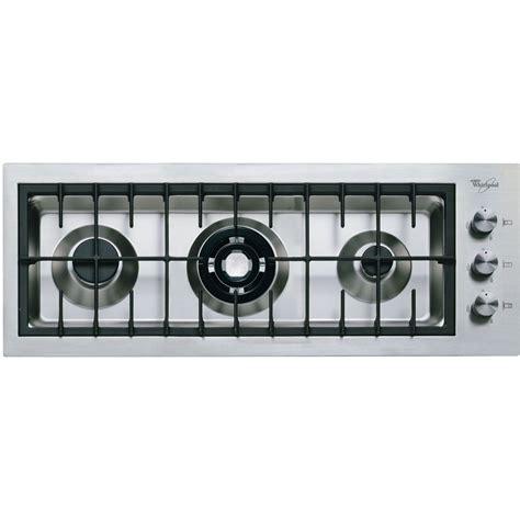 piano cottura 3 fuochi gas piano cottura a gas whirlpool 3 fuochi akm 295 ix