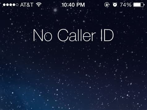 caller id for iphone a note about ios 7 s no caller id calls trapcall