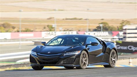 2017 acura nsx sexy powerful hybrid supercar specs released