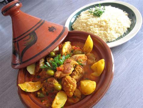 overblog cuisine marocaine cuisine marocaine tajine poulet citrons confits