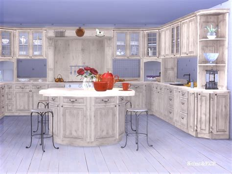 country kitchen set shinokcr s kitchen country 2883