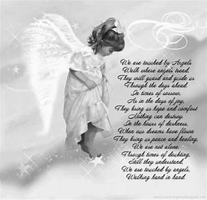 We are Touched By Angels poem | GRIEF / SADNESS ...