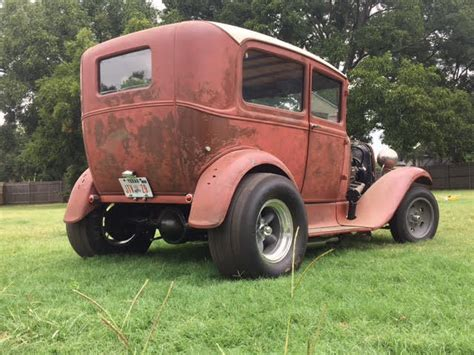 1930 Model A 2 Door Sedan Hot Rod Gasser Street Rod 1929 Ideas For Baby Shower A Boy Cupcake Display Photo Gallery Invites Etsy Tower Gift Second Blue Drinks Vintage
