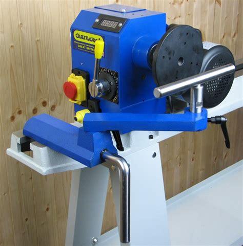 floorstanding woodturning lathe