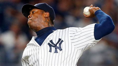 yankees trade aroldis chapman  chicago cubs   york