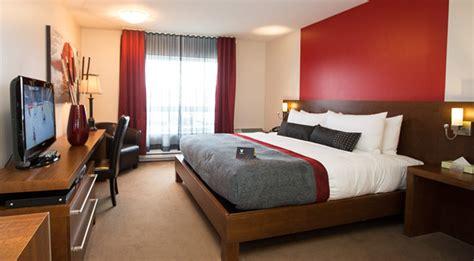 hotel spa chambre chambres d 39 hôtel tendance à gatineau hôtel 4 étoiles