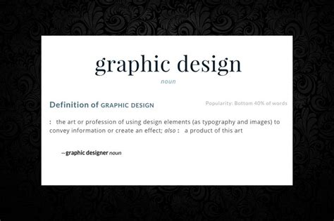 Design Definition by What Is Graphic Design