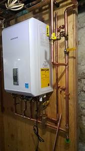 40-gallon Conventional Hot Water Heater
