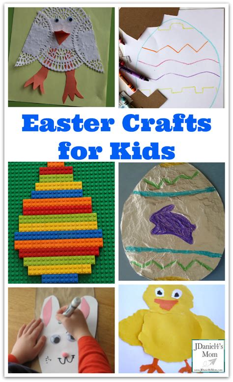 easter activities for easter crafts for kids