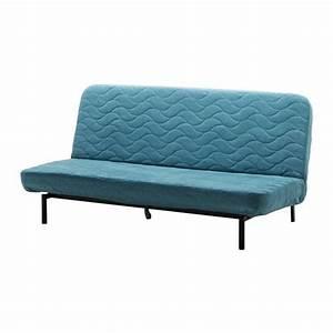 Canapé Vert Ikea : nyhamn canap lit avec matelas ressorts ensach s borred vert bleu ikea ~ Teatrodelosmanantiales.com Idées de Décoration