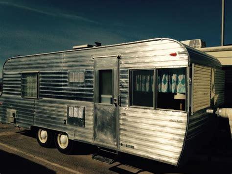 kenskill travel trailer  foot approximately