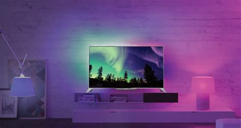 Tv 4k Philips Ambilight Philips Brings 4k Tv With Ambilight Technology In India Igyaan