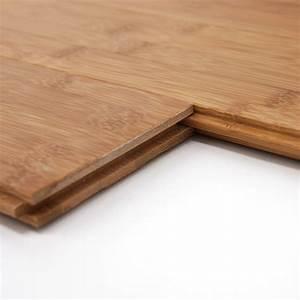 Parquet Noirci Par L Humidité : le parquet bambou naturel vertical horizontal ou ~ Premium-room.com Idées de Décoration