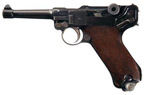 Ww1 Pistols Images